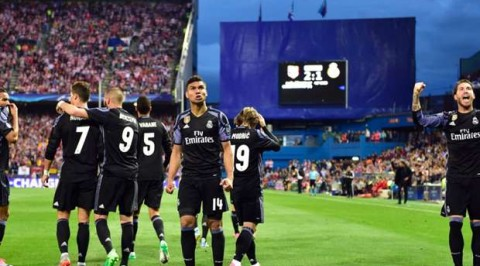Atletico comeback falls short as Real reach final