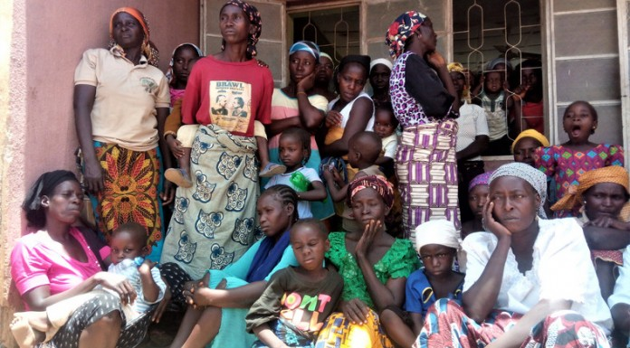 Ngwom IDPs returns home