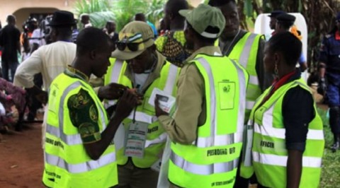 INEC pastes credentials of presidential candidates Nation-Wide