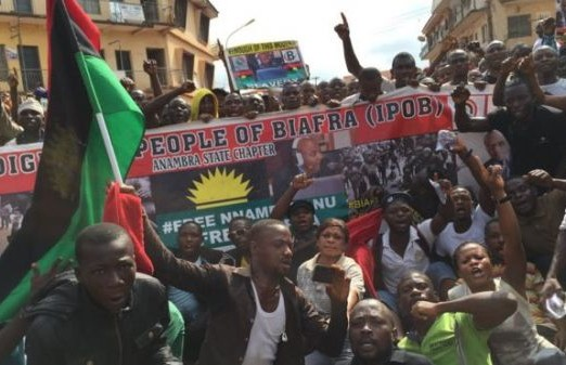IPOB youths decry torture by the army