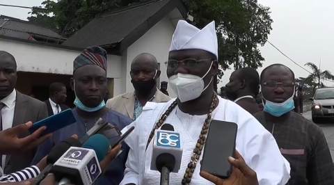 Makinde, Gani Adams Hold Closed-Door Meeting Charges Framers on Internal Security