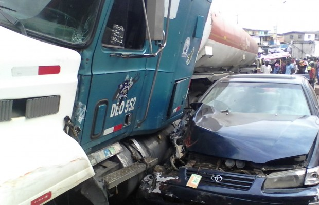 Fatal accident claims 6 lives in Anambra