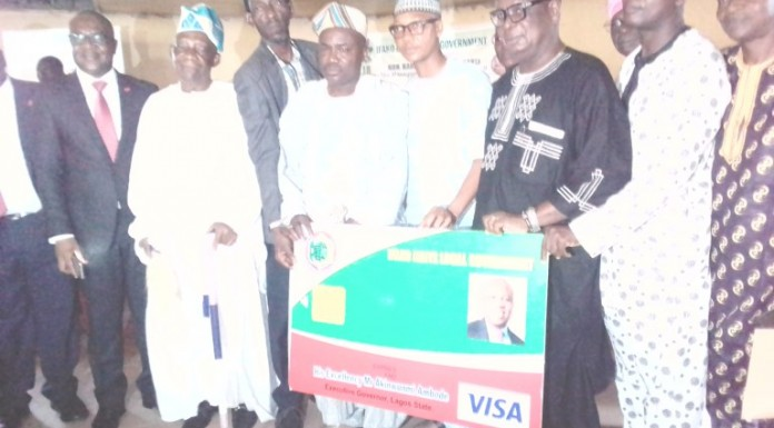Ifako-Ijaiye council unveil electronic residential card
