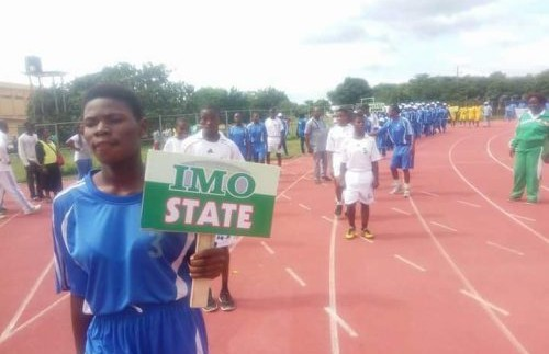 Imo ten medalists get state govt's scholarship