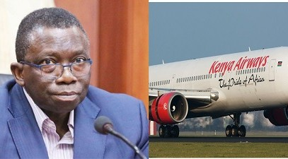 FG to sanction Kenyan Airways