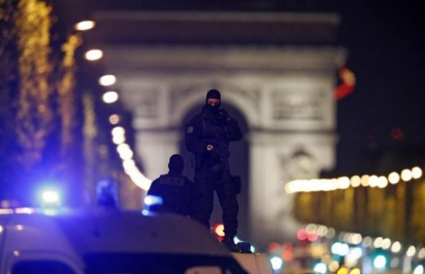 Islamic state  claims Paris shooting