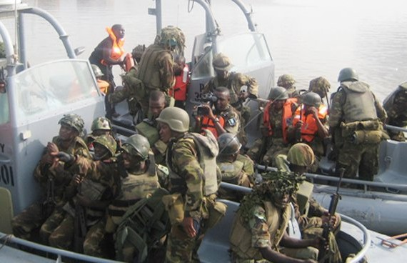 JTF rescues kidnapped oil workers