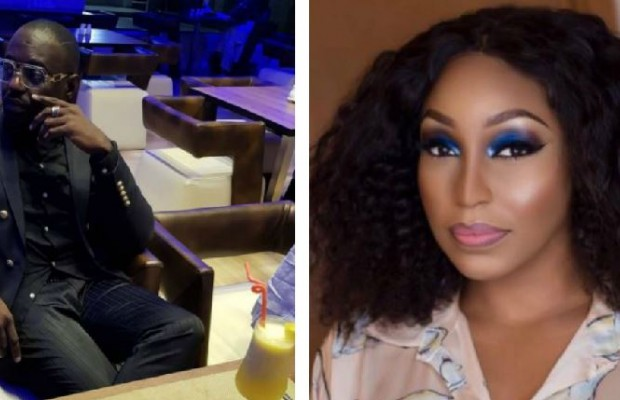 Jim Iyke speaks on his failed relationship with Rita Dominic