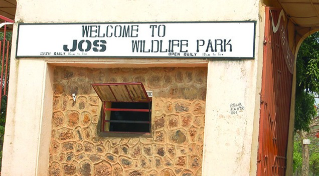 Revamp of wildlife park in Jos