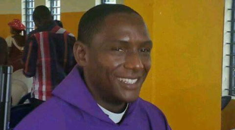Catholic priest kidnapped (photos)