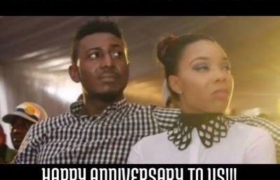 Kaffy celebrates 5th wedding anniversary