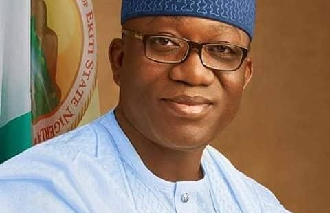 Fayemi swears-in two commissioners