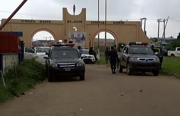 Revolution now: Kwara protest aborted by police