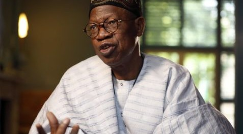 Lai Mohammed rejoices over APC's victory