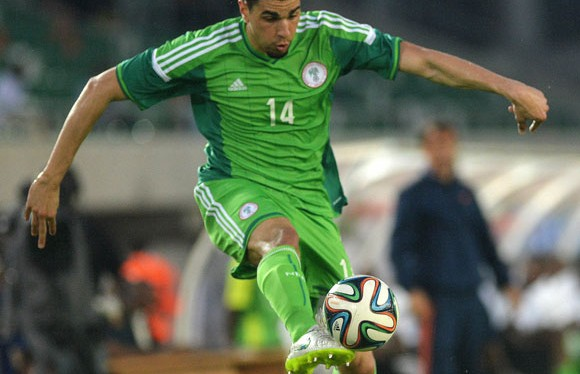 Gernot Rohr receives good news from Leon Balogun