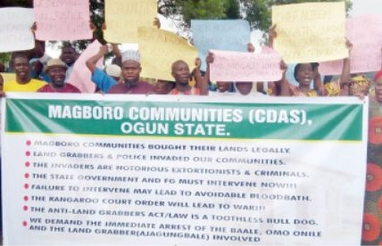 Magboro community storm ogun assembly