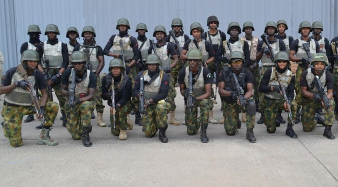 Nigerian Air Force deployed to Senegal
