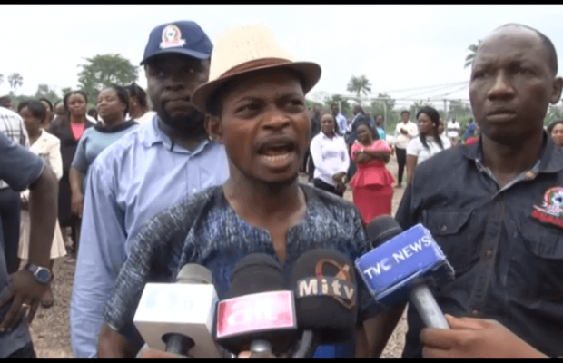 NASU protests unfair disparity in earned allowance