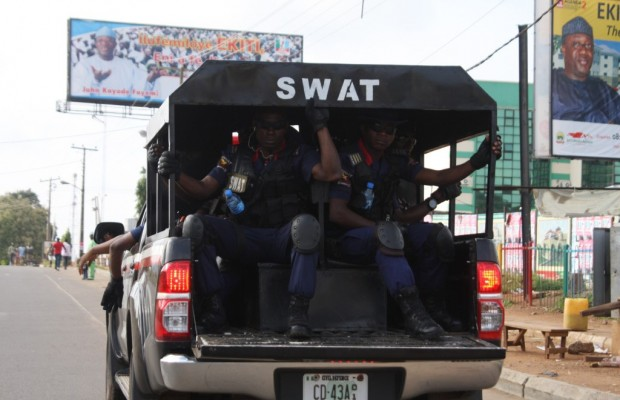 NSCDC arrest man for alleged illegal diversion of fuel