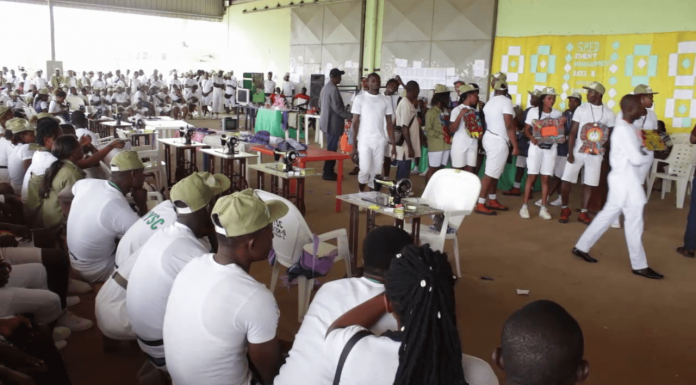 NYSC Organizes Skills Acquisition