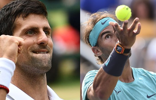 Nadal stays at number two as Djokovic rules rankings