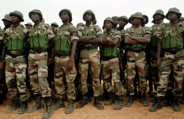 Army assure Deltans of security