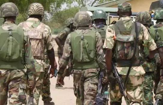 Army arrests 31 suspects in Ondo