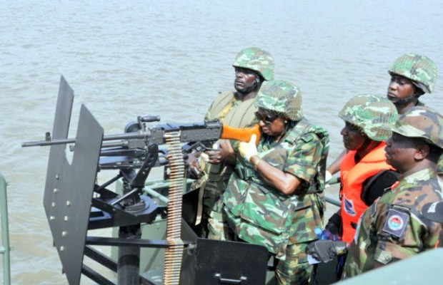 Navy harps on community relation in tackling crime