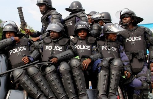 Police embark on 4-day training