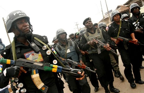 Benue Police parade suspected cultists