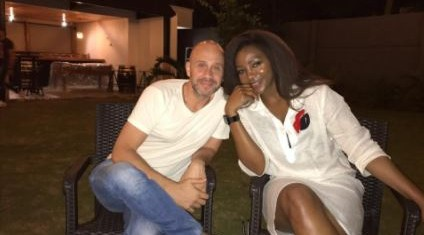 Genevieve Nnaji sparks secret marriage rumours (photo)