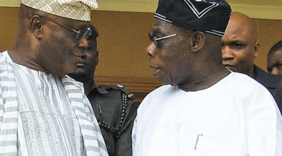 Atiku, Obasanjo in closed-door meeting
