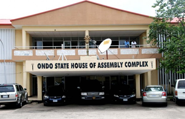 Ondo Assembly passes 2017 appropriation bill