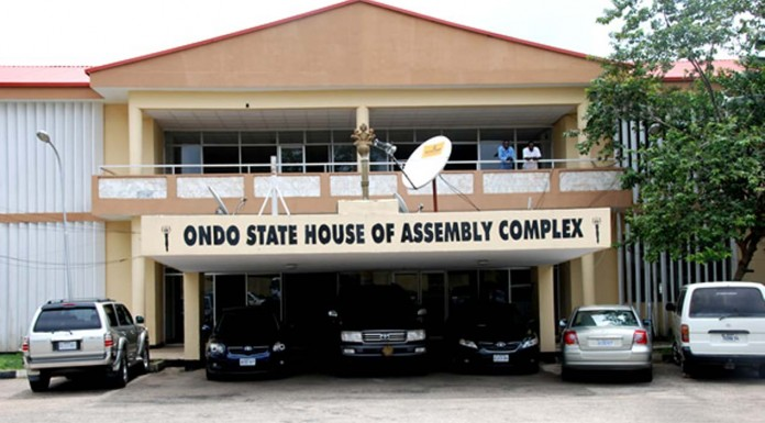 Ondo assembly ratifies LG caretaker chair nominees