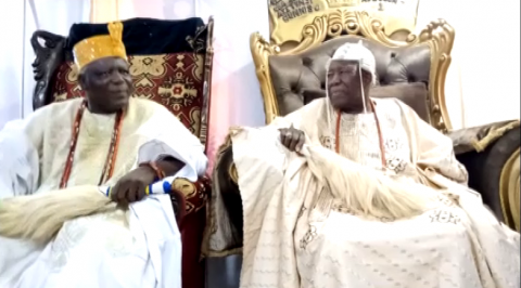 Oyo Monarch Says Insecurity Will Soon Be Over