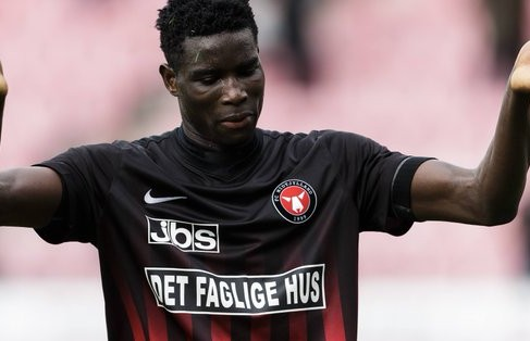 Onuachu, Odey named in Genk squad for Liverpool clash