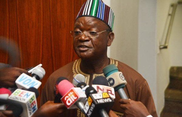 Ortom calls for tribal peace