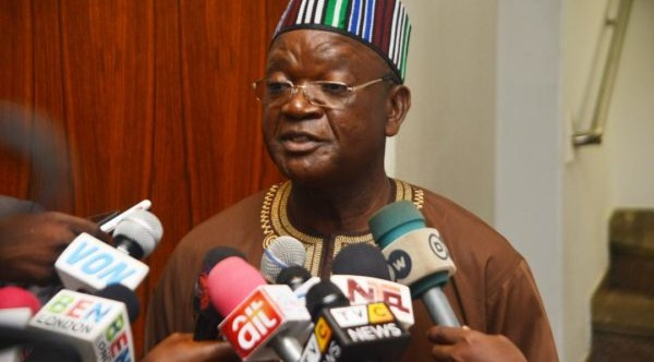 Ortom receives PDP governors, national chairman