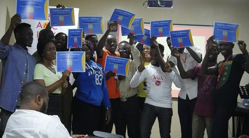 Group trains, certifies youths in Lagos