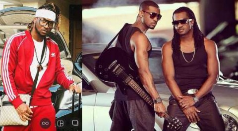 Psquare's Paul Okoye announces change of name