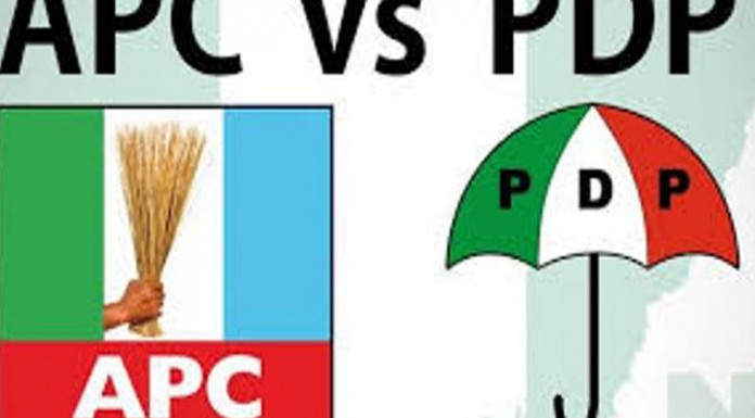 Edo PDP Protest Supreme Court Ruling on Imo