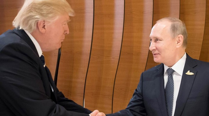Trump thanks Putin expelling U.S. diplomats from Russia