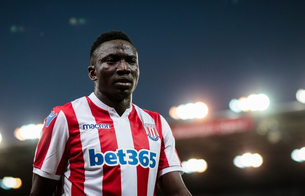 Etebo hints at Stoke City stay