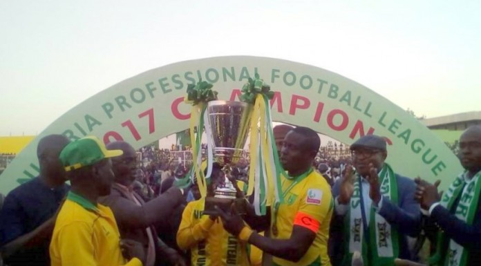 Plateau United now NPFL champions (full results)