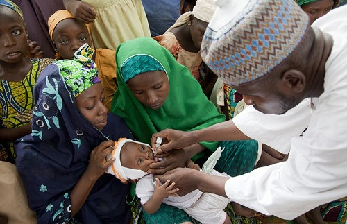 Govt resuscitates task force on polio