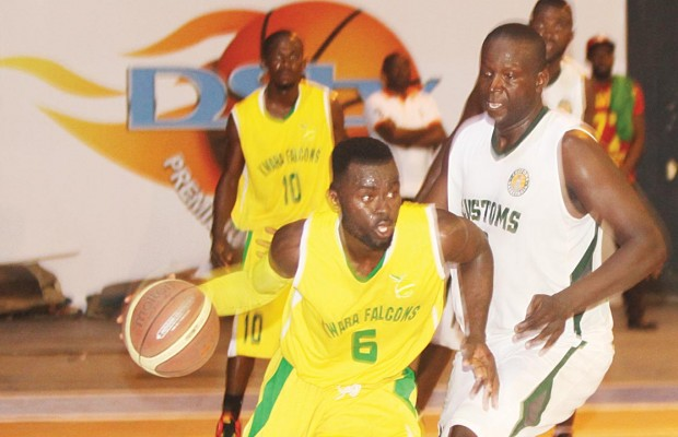 All set for B'ball final 8 in Lagos