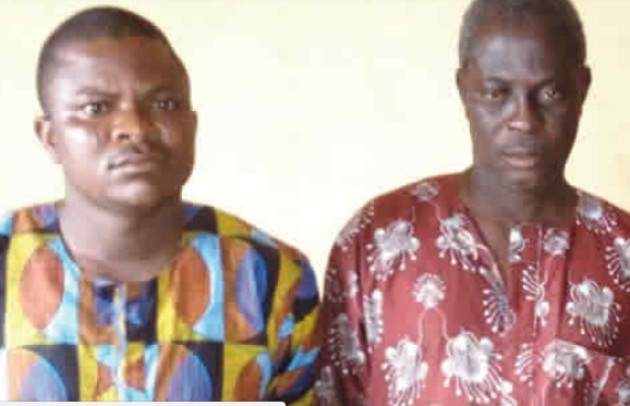 Police apprehend priest for killing a witch