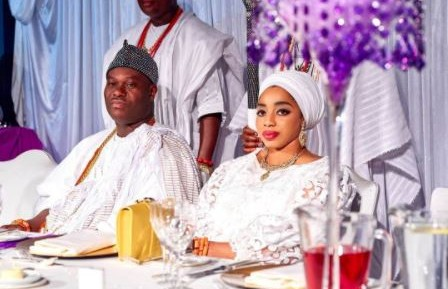 The Ooni and I are No more, Olori Wuraola speaks