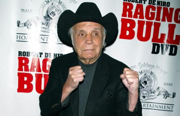 Former boxing champion, Jake LaMotta dies at 95