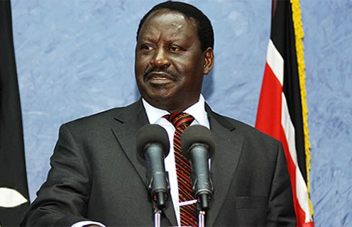 Odinga backs out of Presidential Elections Rerun